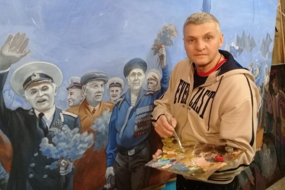 Сергей Шевченко. Фото: личный архив