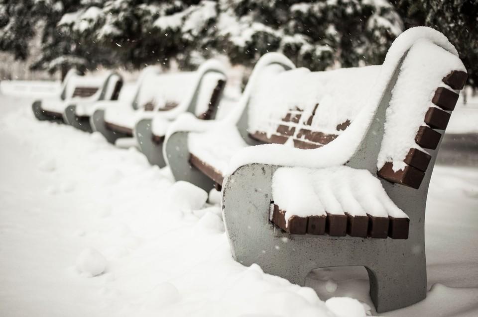 Сегодня будет идти снег