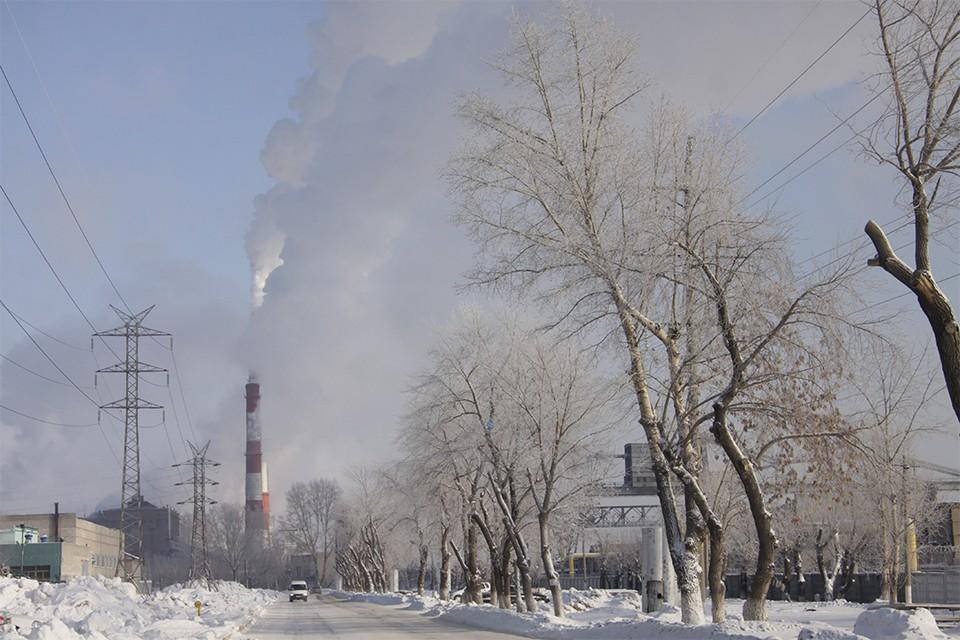 Необычная зима в Алтайском крае
