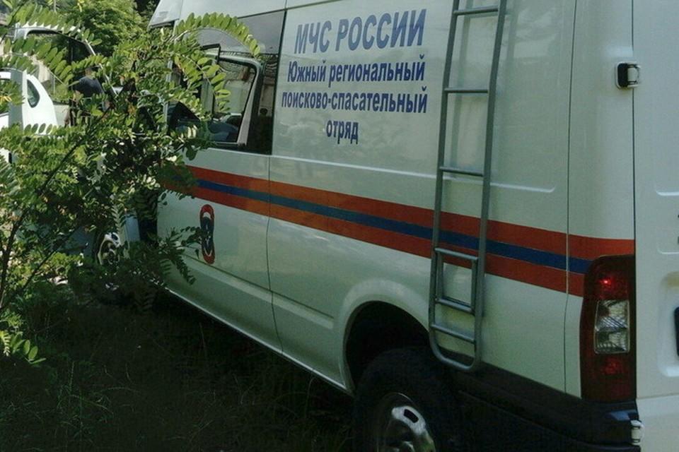 Фото: ЮРПСО МЧС России