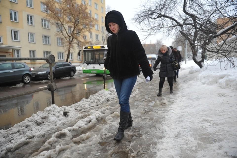 В Кузбассе потеплеет до +3 градусов