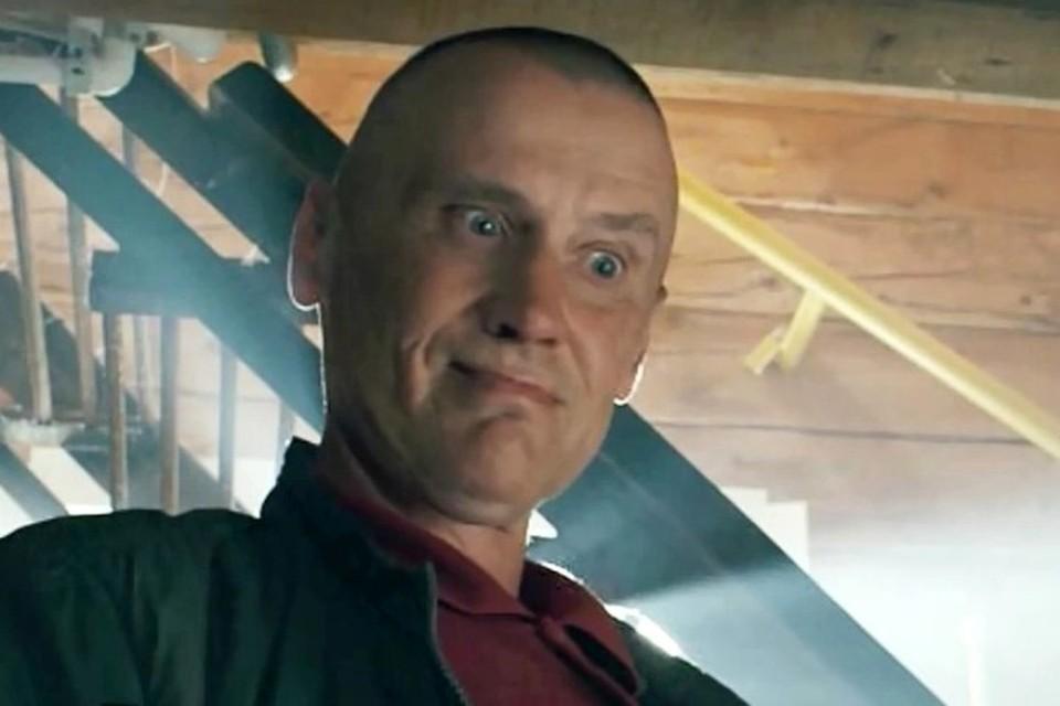 """В последние годы актер замыкался в себе и мелькал лишь в сериалах. Фото: kino-teatr.ru / """"Невский. Проверка на прочность"""""""