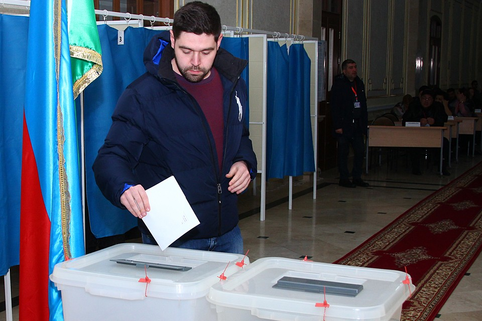 Парламентские выборы, которые проходят в Азербайджане 9 февраля, внеочередные