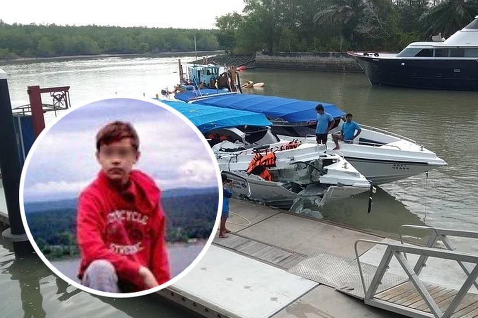 Погибшему Ярославу было 12 лет.