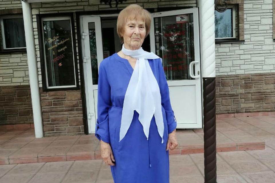 Любови Коробовой 90 лет, более 60 лет она проработала учителем. Фото: предоставлено Татьяной ПОДАКОВОЙ