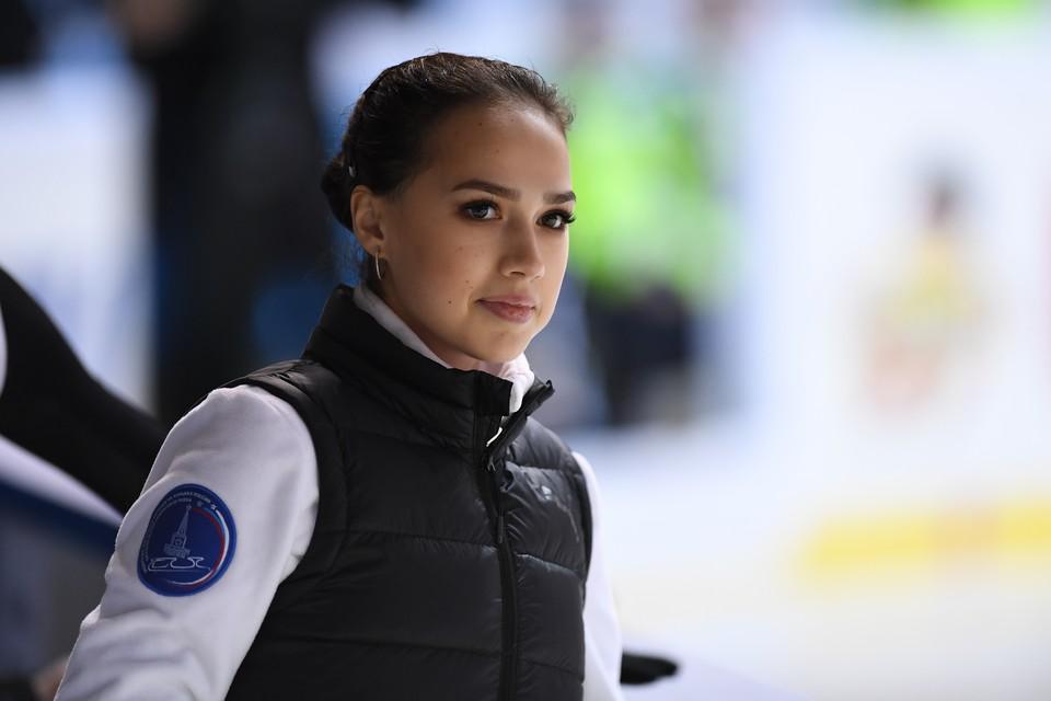 Алина Загитова приостановила карьеру до конца сезона 2019/2020.