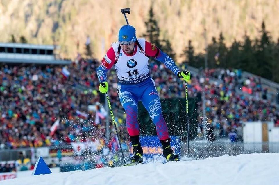 Александр Логинов завоевал золото чемпионата мира в Италии