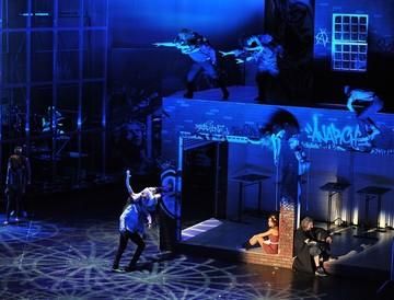 29 марта в Москве состоится мюзикл «Тодд»