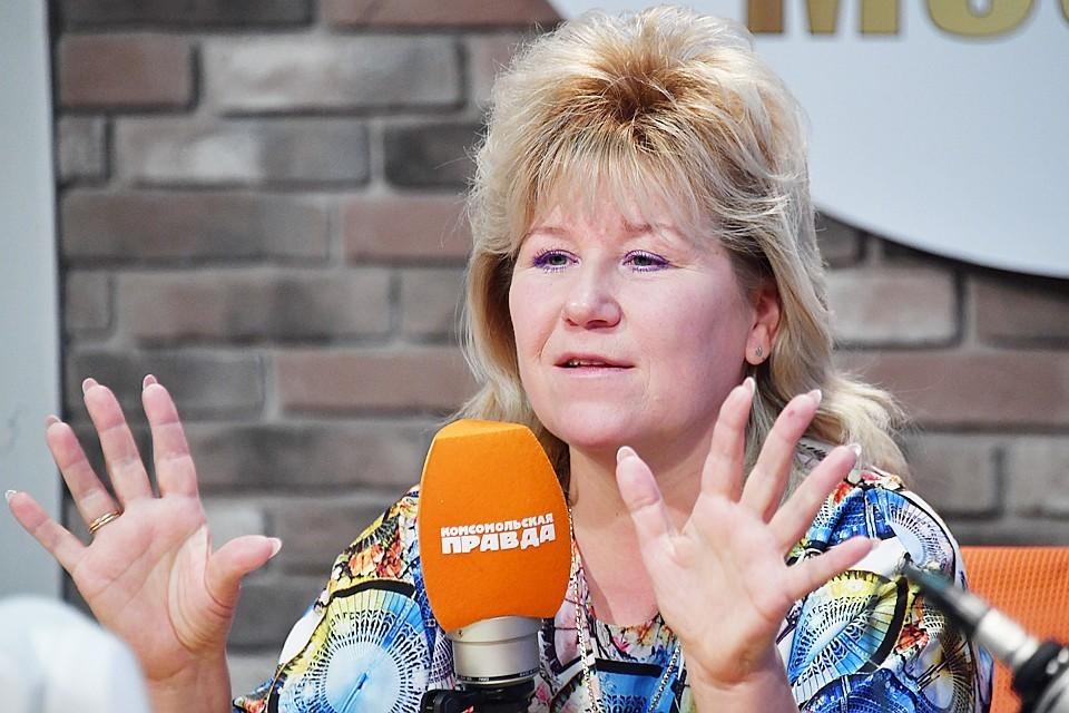 Биатлонистка Анфиса Резцова