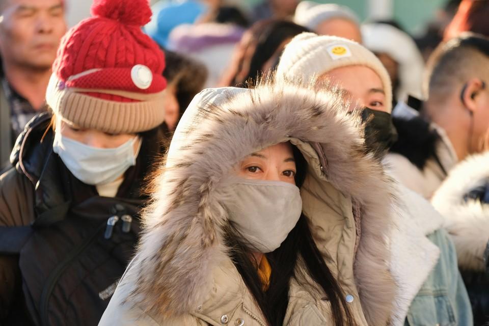 Эпидемия вспыхнула в Китае.