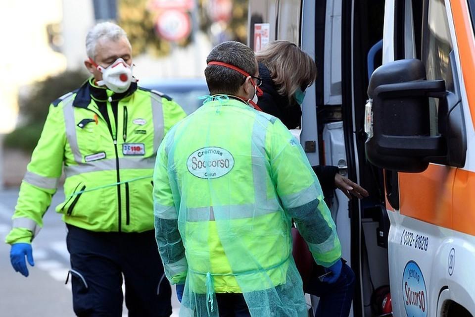 """Репортаж """"КП"""" из страны, первой в Европе принявшей удар новой болезни из Китая"""