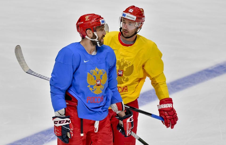 Илья Ковальчук будет играть в одном клубе с Александром Овечкиным.