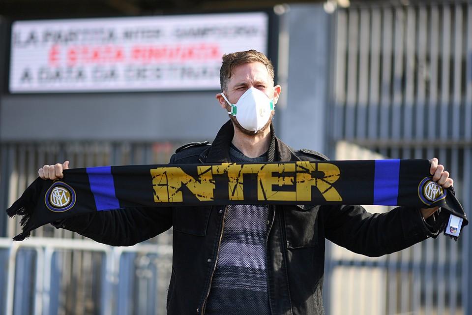 «Интер» - «Лудогорец» пройдет в Милане при пустых трибунах