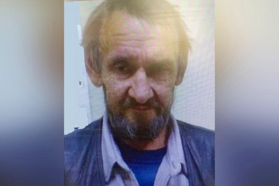 """Пожилого мужчину в черной шапке разыскивают в Кемерове. ФОТО: поисково-спасательный отряд """"Лиза Алерт"""""""