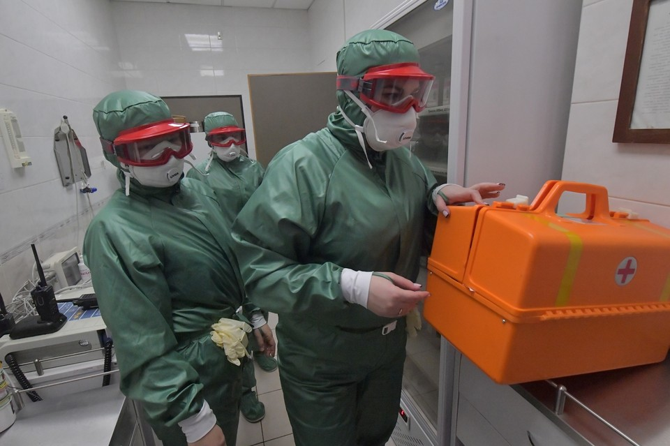 Липецкая область закупает средства для борьбы с вирусом