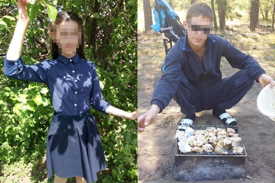 Бурный роман восьмиклассницы с мужчиной, который старше ее на 20 лет, длится уже два года. Фото: соцсети.