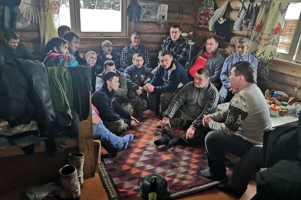 Ямальские учёные исследуют уровень жизни в сёлах Шурышкарского района Фото: Научный центр изучения Арктики, г. Салехард