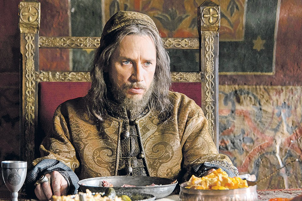 В новой картине государя играет Александр Яценко. Фото: Канал «Россия 1»