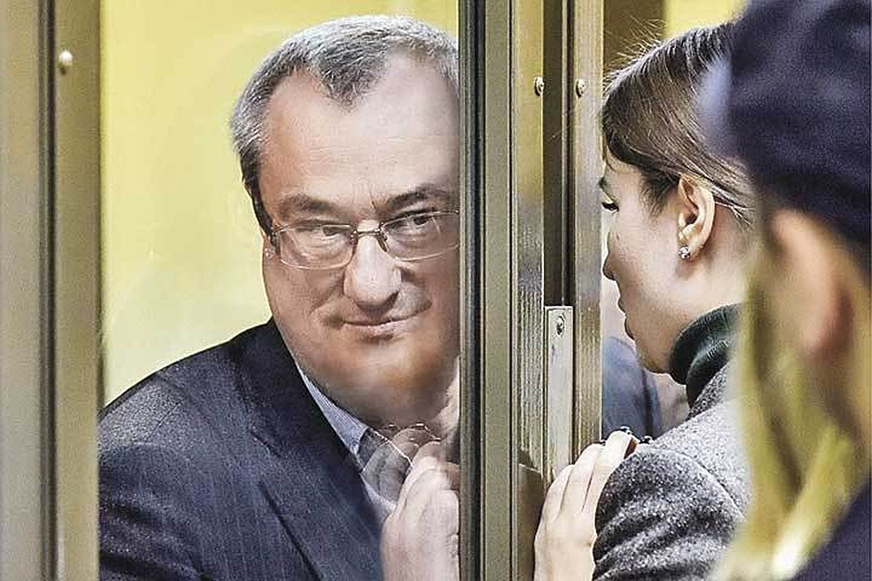 Экс-глава Коми Вячеслав Гайзер уже в колонии подо Ржевом.
