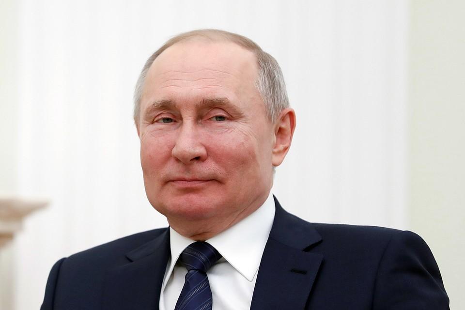 Президент ответил на вопросы о развитии бизнеса в России