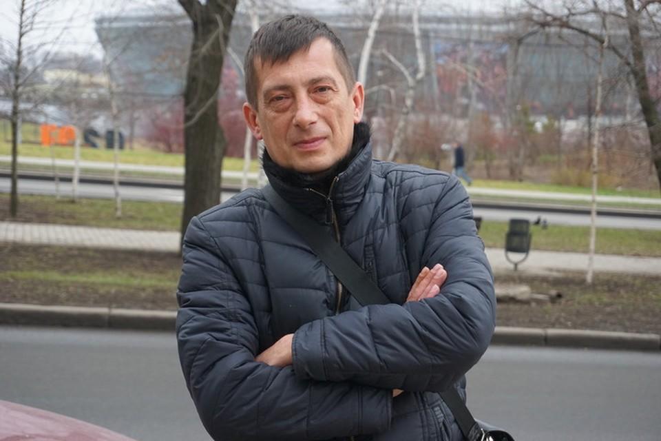 Андрей Лысенко не впервые попадает под обстрелы ВСУ.