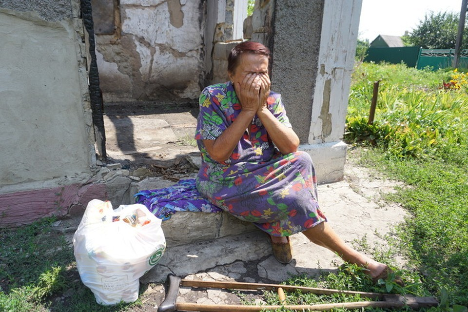 Шесть лет продолжается уничтожение Донбасса. Мир привык.