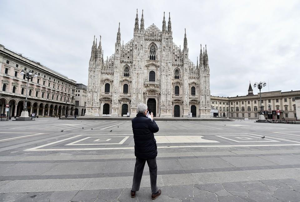 Мигранты перестали бежать в Италию, но оживились уличные грабители