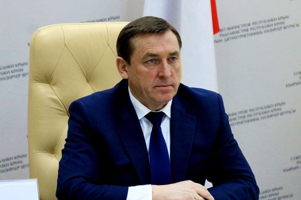 Информацию о введении особого режима обнародовал премьер-министр Юрий Гоцанюк. Фото: Facebook