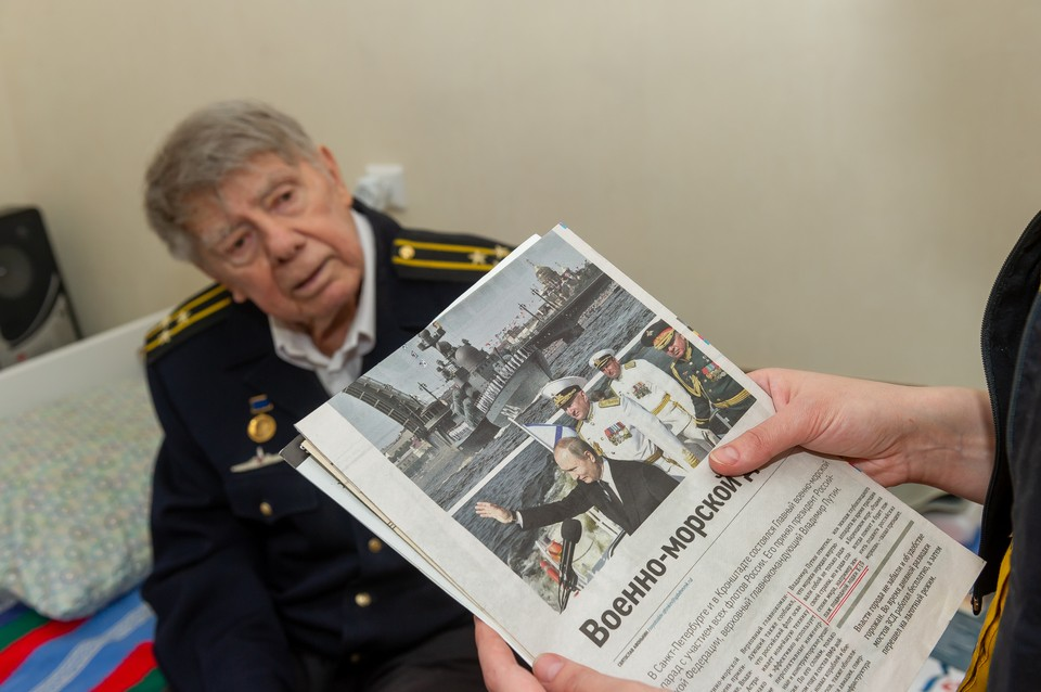 Бывший капитан АПЛ К-19 Владимир Ваганов вспомнил подвиг экипажа в 1961 году.