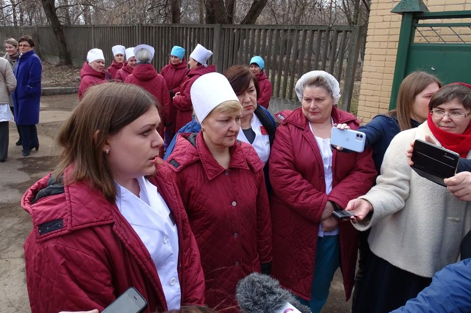 Врачи рассказали, как лечили больных коронавирусом в Липецке