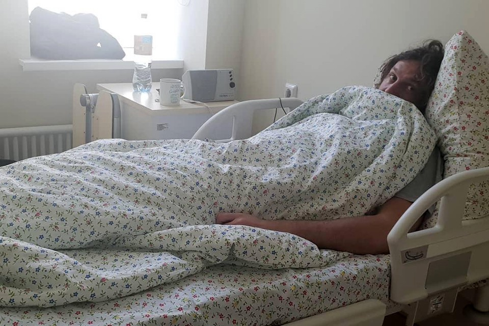 Мы начинаем серию дневников о том, как Набутов проводит карантин в больнице и дожидается диагноза