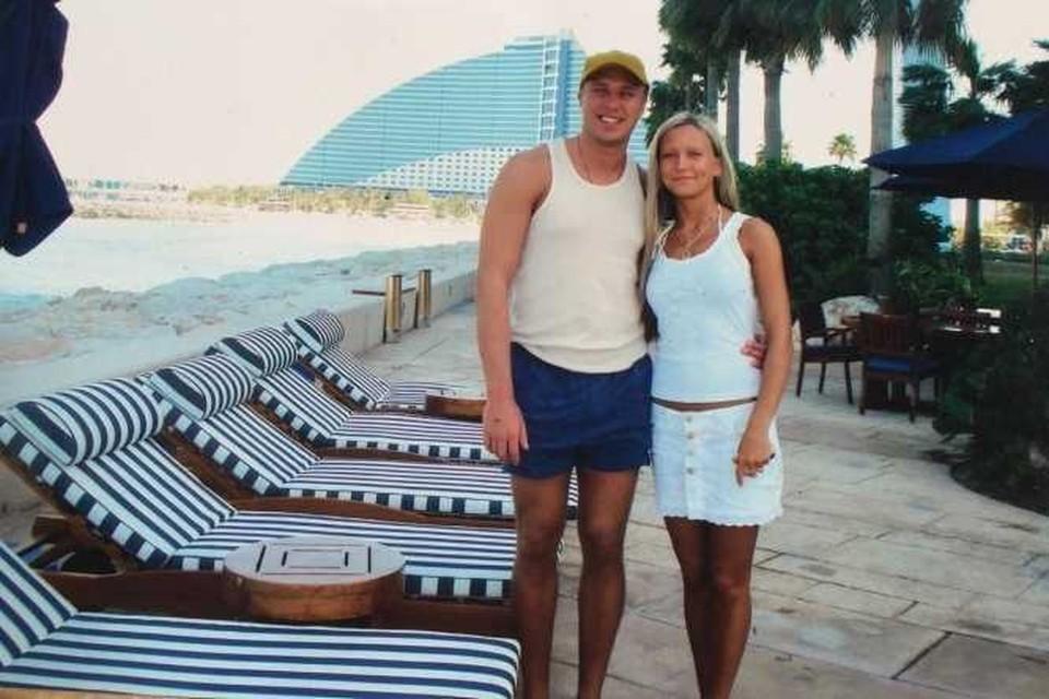 Олесю Трофимову и Алексея Щелканова убили в 2007 году. Фото: семейный архив Трофимовых