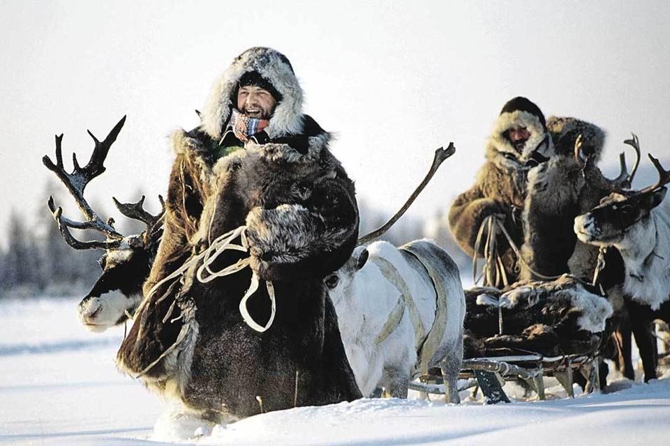 Одним из любимых мест для Яцека остается Сибирь (на фото - момент экспедиции на полюс холода). Фото: Личный архив Яцека Палкевича.