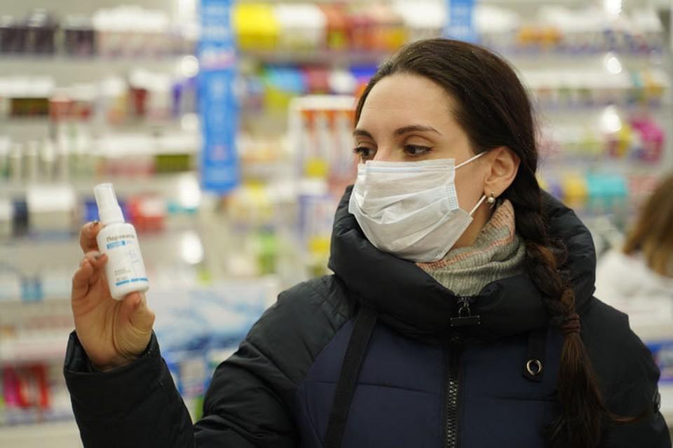 Выходить из дома разрешается только в за лекарством, за продуктами и в больницу.