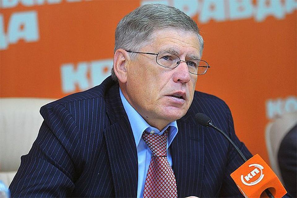 Главный редактор «Комсомольской правды» Владимир Сунгоркин