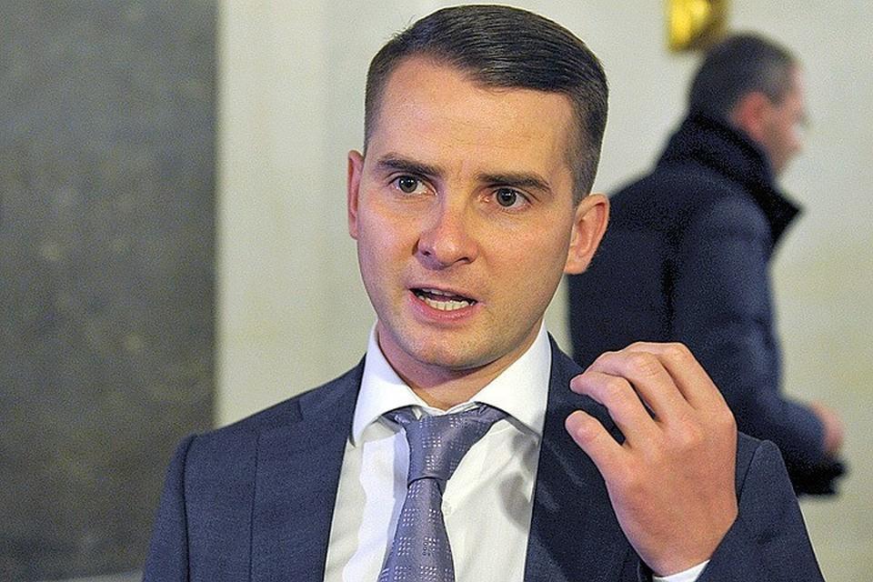 Депутат Ярослав Нилов.