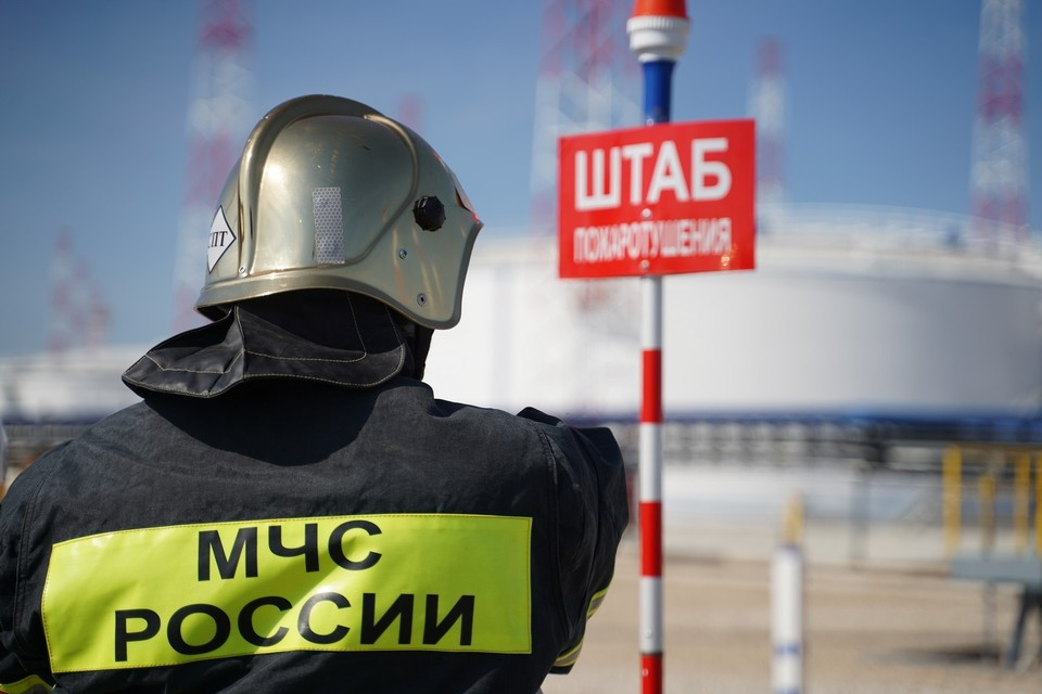 Особый противопожарный режим введут 15 апреля