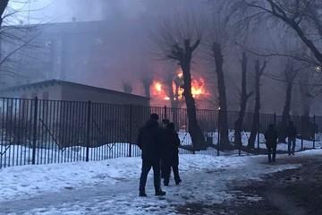Взрыв газа в Магнитогорске: в пострадавшем от сильного пожара доме делали ремонт