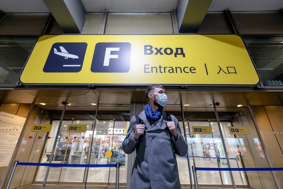 Россия полностью прекратила пассажирское авиасообщение с другими странами с 27 марта