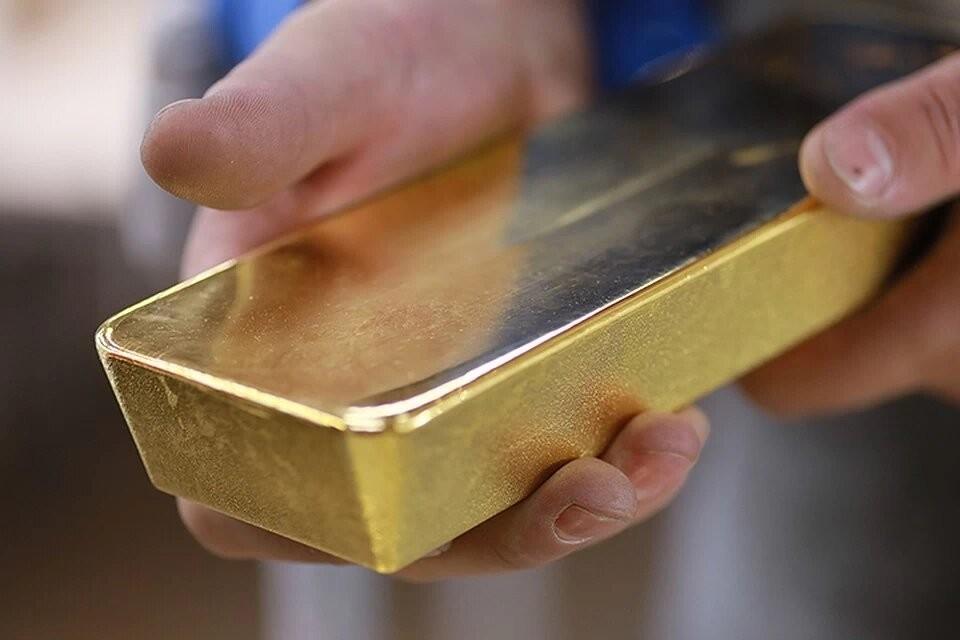 Золото Красцветмета