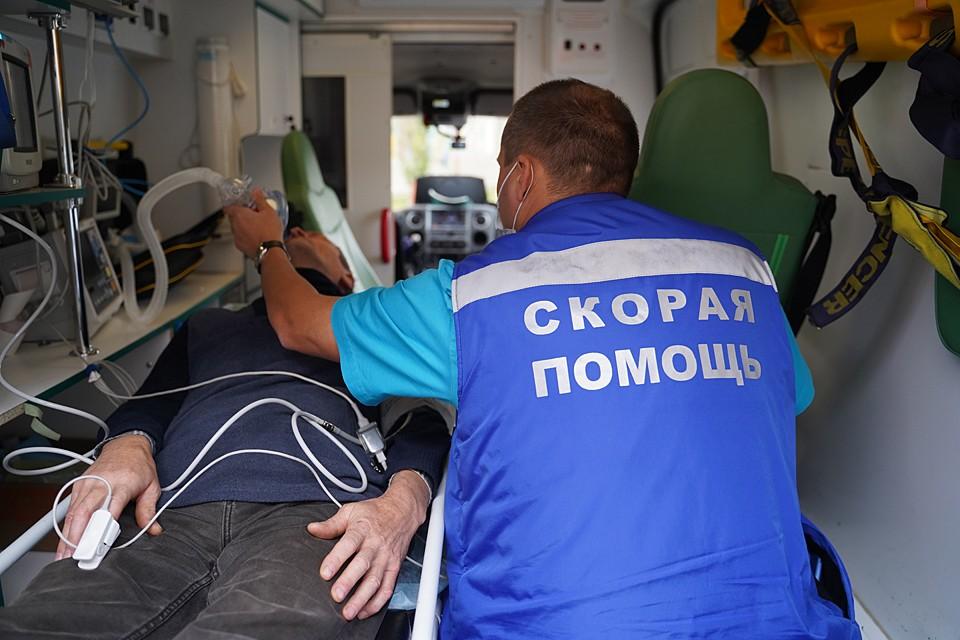 В настоящий момент за здоровье и восстановление пострадавшего монтажника борются врачи
