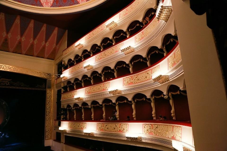 Фото: Астраханский театр оперы и балета