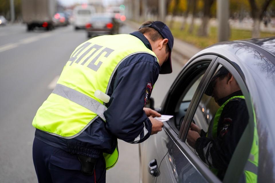 На нерабочей неделе московские гаишники будут патрулировать дороги по новым правилам