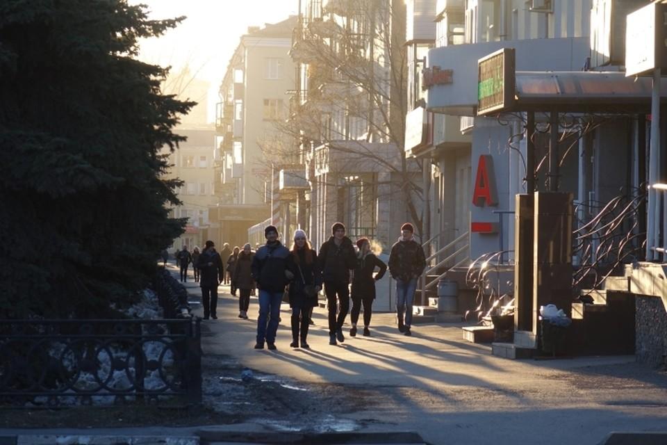 +8 и без осадков ожидается 30 марта в Кузбассе