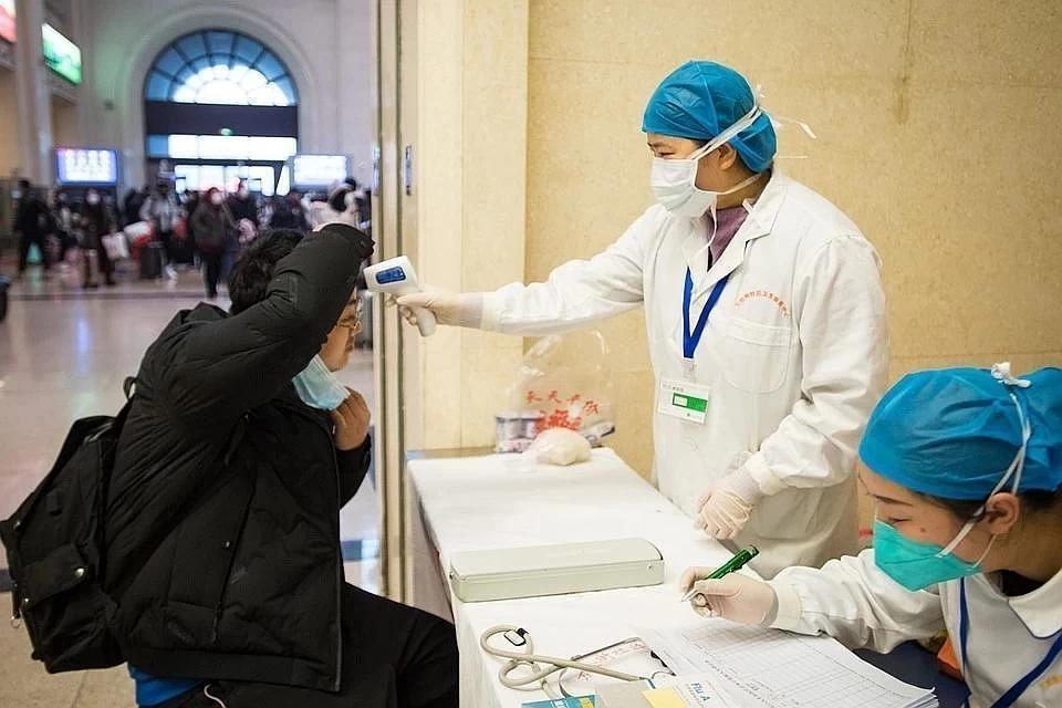 """Китай почти """"переболел"""" коронавирусом"""