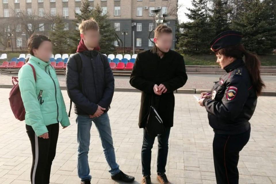 Фото: пресс-служба УМВД России по Орловской области