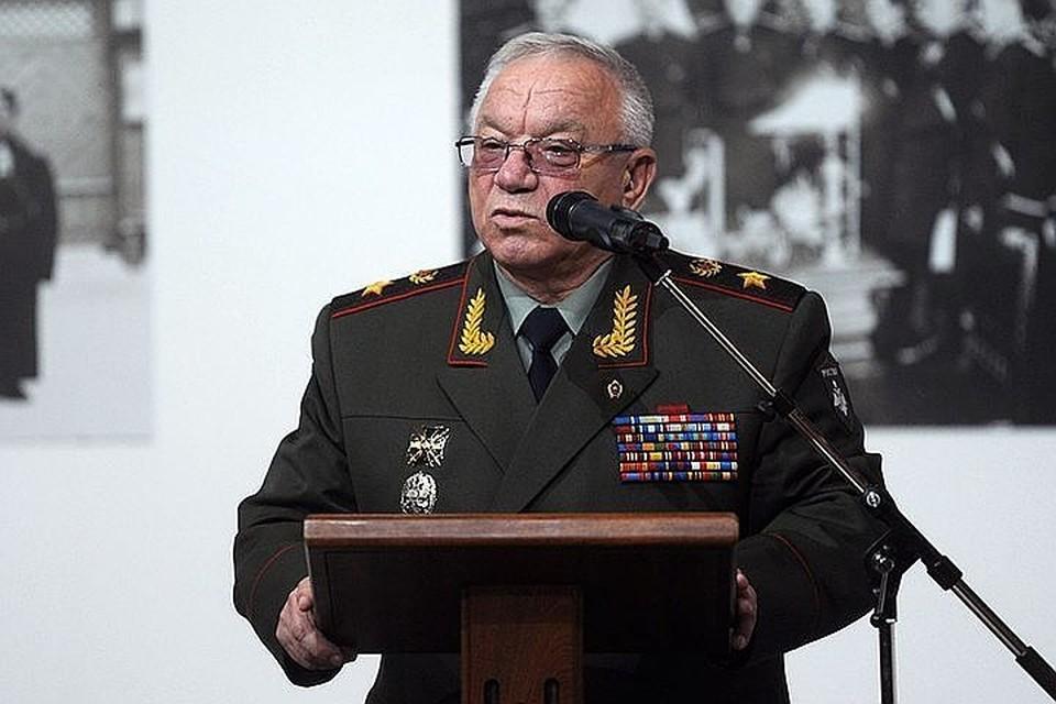 Генерал армии, бывший министр Внутренних дел Российской Федерации Анатолий Куликов