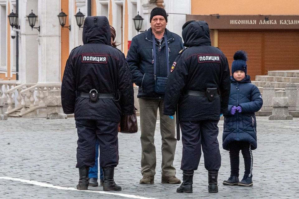 Нарушителей режима самоизоляции в Москве будут штрафовать