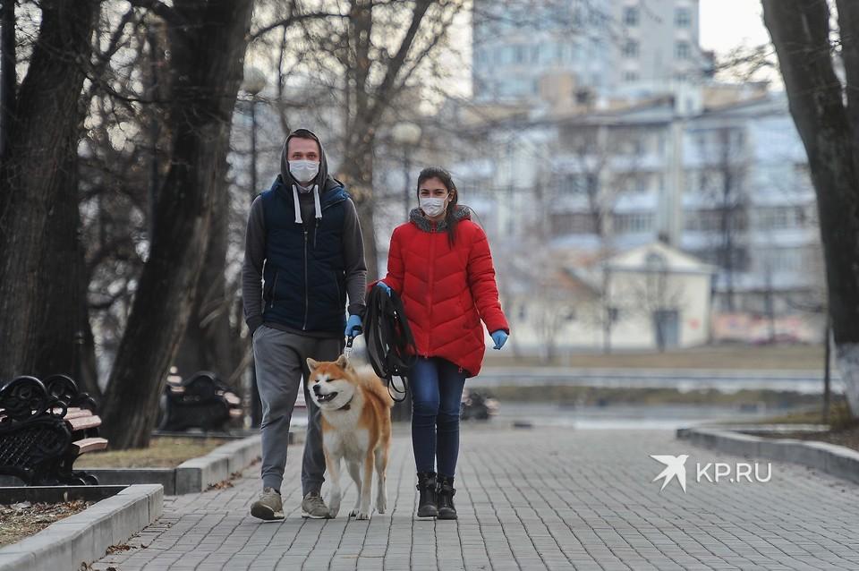 В Екатеринбурге соблюдают предписания Роспотребнадзора