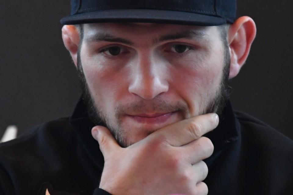 Хабиб Нурмагомедов вынужден был отказаться от боя с Тони Фергюсоном